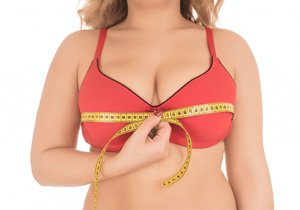 breast reduction surgery Manchester